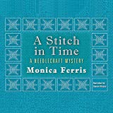 A Stitch in Time: The Needlecraft Mysteries, book 3