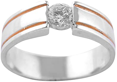 Buy Raja Jewellers Silver Ring for Women RJ15 Online at Low