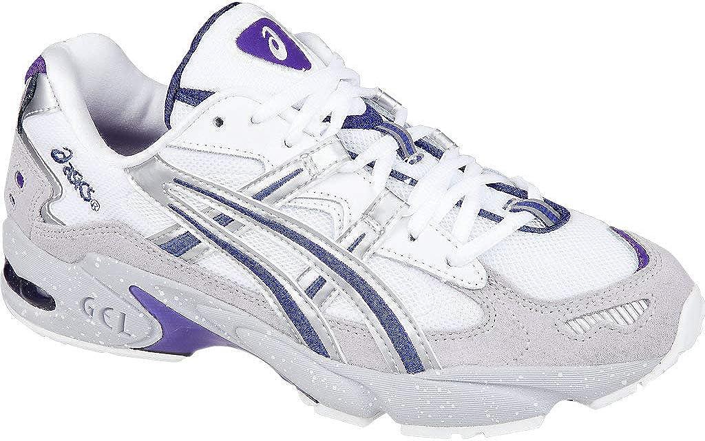 ASICS Gel-Kayano 5 OG Mens Midnight/White Trainers Silver White