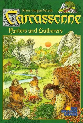 Carcassonne: Hunters And Gatherers ()