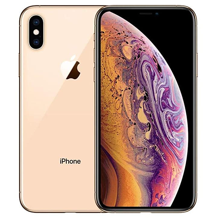 Apple iPhone XS 64GB Gold ゴールド MTAY2J/A A2098 国内版SIMフリー