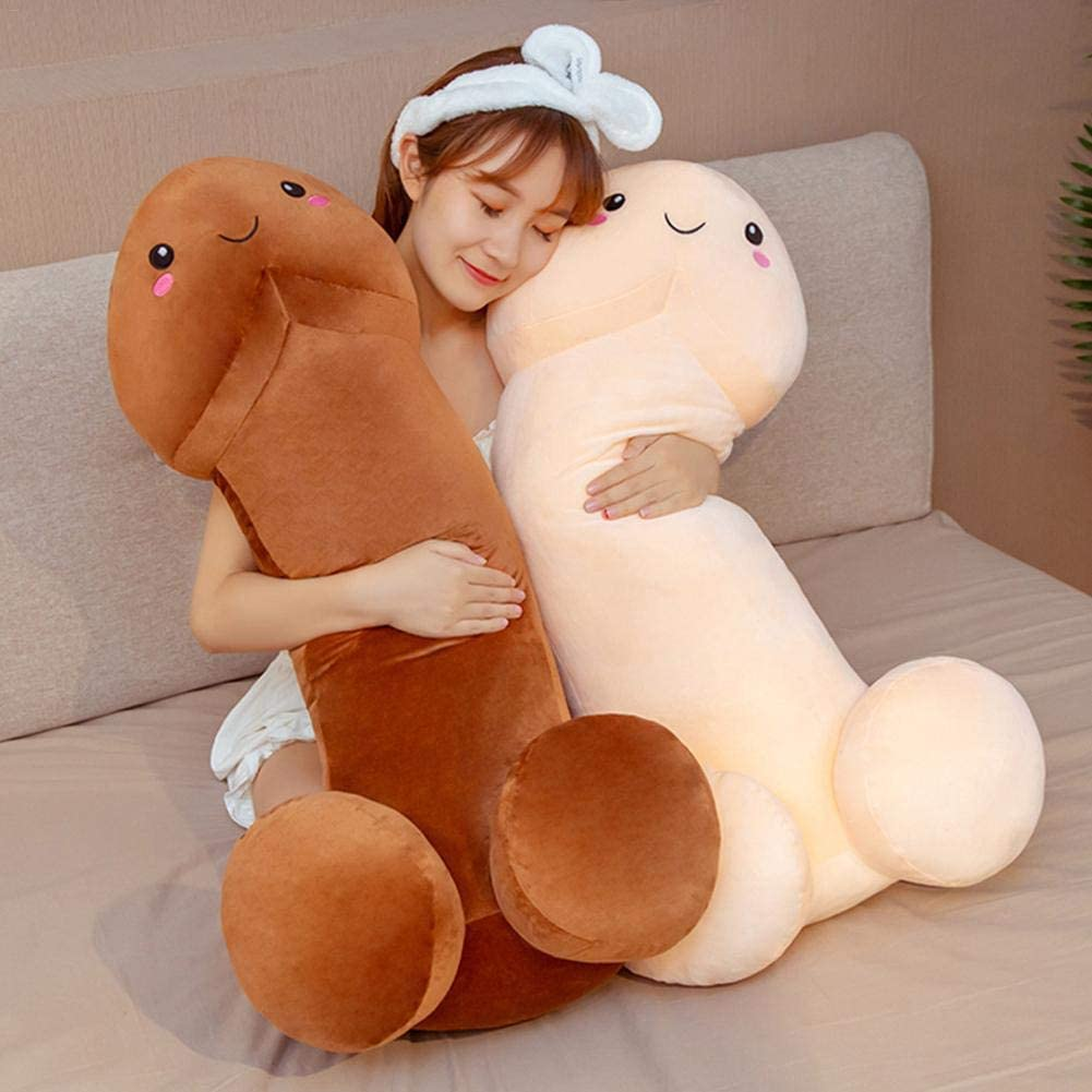 Tintin Pillows Plush Dolls Stress Relief Pillow Stuffed Plush Toy Funny Cartoon Throw Pillow for Birthday Party Gag Gifts