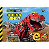 DreamWorks Dinotrux: Guess Who: A lift-the-flap book