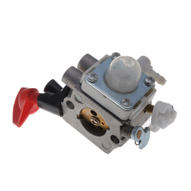 Jardiaffaires - Carburador Adaptable para Stihl FS40, FS50 ...