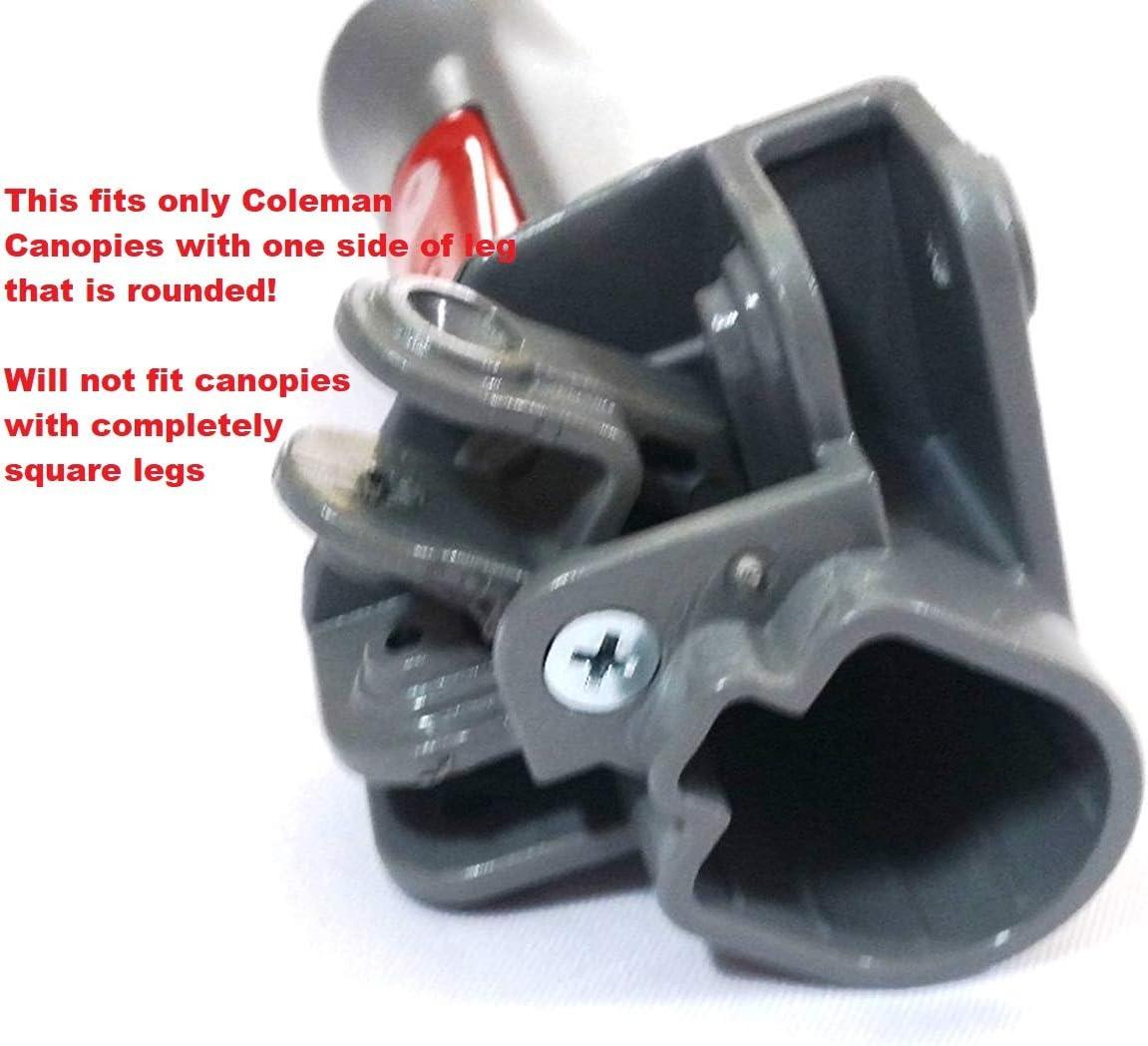 Coleman 10×10 12×12 13×13 Instant Sun Shelter Canopy -Upper Leg Slider Parts