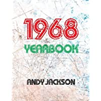 The 1968 Yearbook - UK: Fascinating book with lots of facts and figures from 1968 - Unique birthday present or anniversary gift idea!