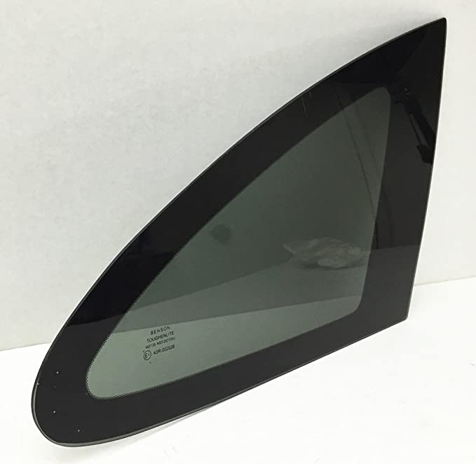 NAGD Compatible with 2007-2011 Honda CR-V 4 Door SUV Driver Left Side Rear Quarter Glass Quarter Window