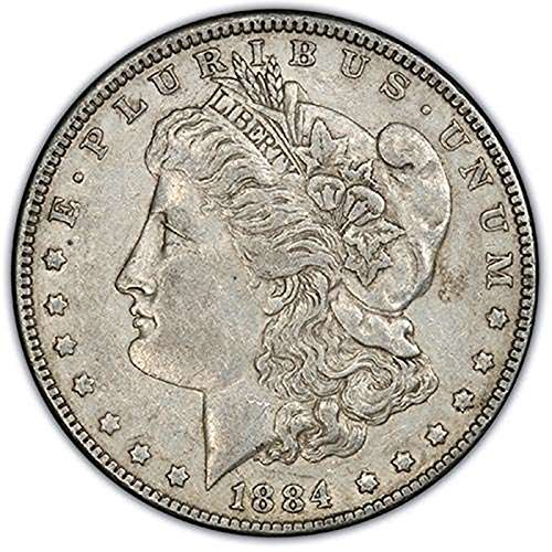 1878-1904 Morgan Silver dollars XF (Random Years) $1 Extremely Fine