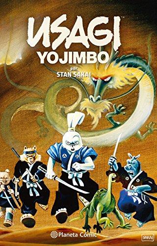 Amazon.com: Usagi Yojimbo Integral Fantagraphics nº 01/02 ...