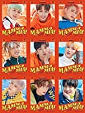 SF9 - [Mamma Mia!] 4th Mini Album CD+64p Booklet+1p PhotoCard+1p Ticket Card+1p Selfie Card K-POP Sealed