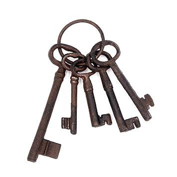 Amazon.com: Funly Mee - Juego de llaves para el pecho del ...
