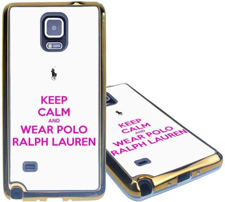 Unique Design Funda Case for Samsung Galaxy Note 4, Polo Ralph ...