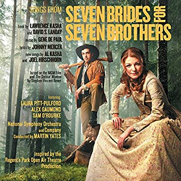 songs from seven brides for seven brothers