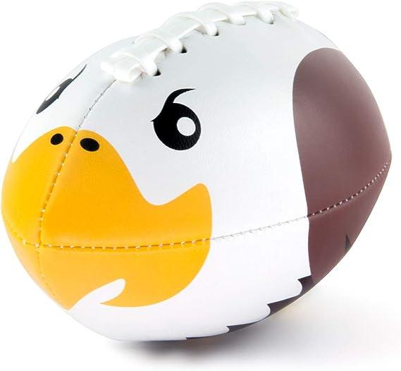 Daball Animal - Balón de fútbol (tamaño pequeño), Eagle: Amazon.es ...