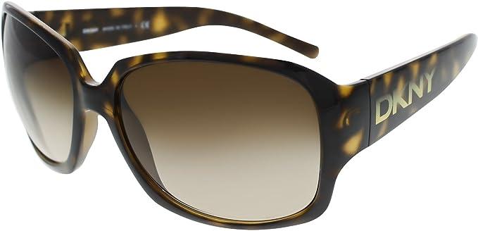 DKNY Gafas de sol DY 4069 329113 Habana 60MM: Dkny: Amazon ...