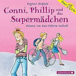 Conni, Phillip und das Supermädchen (Conni & Co 7)