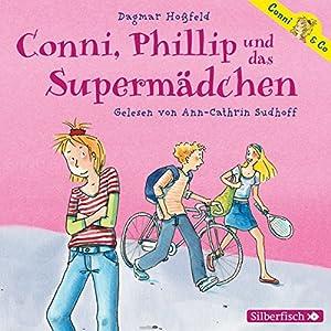 Conni, Phillip und das Supermädchen (Conni & Co 7) Hörbuch