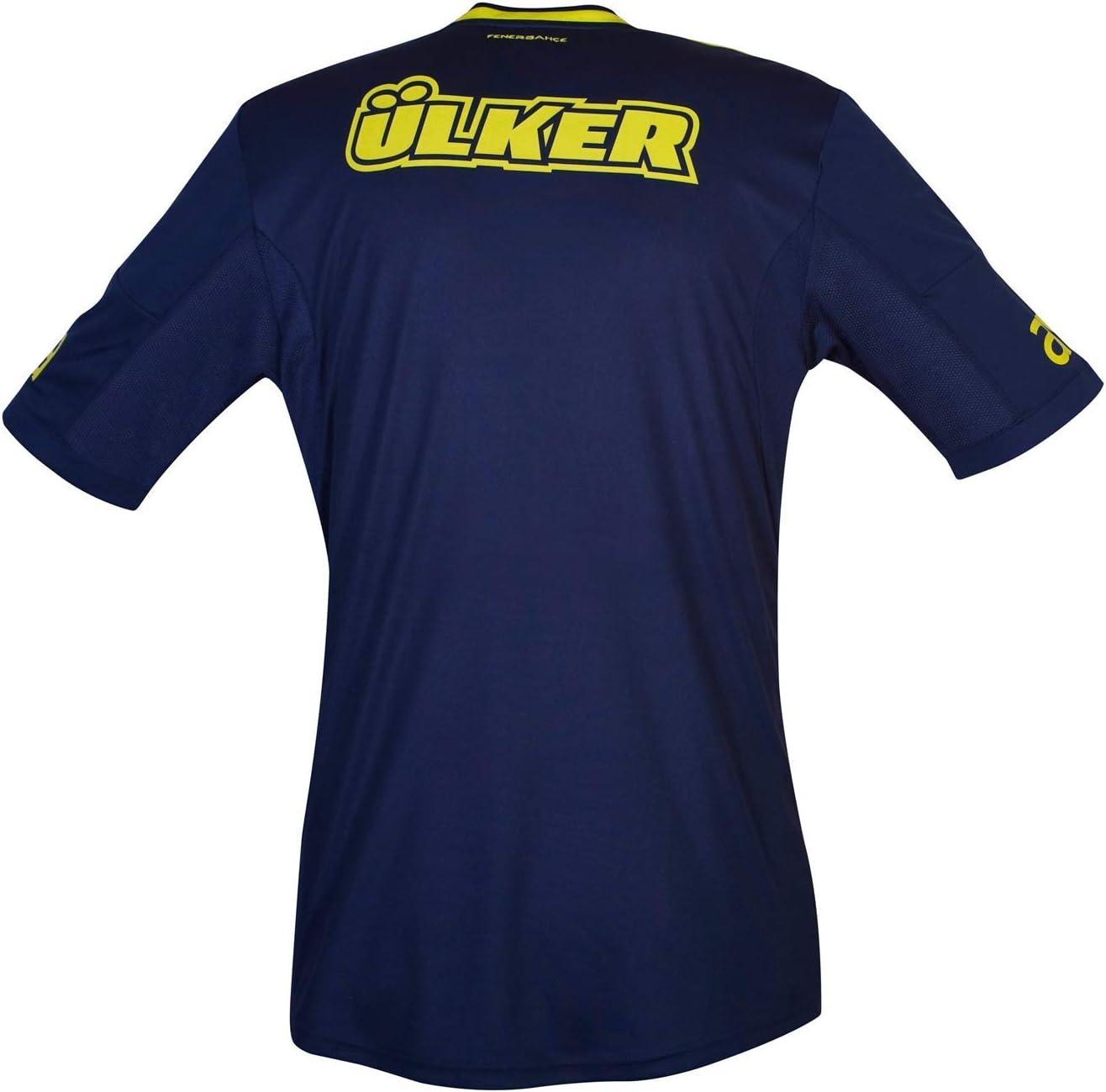 2012-2013 Fenerbahce Adidas Third Football Shirt: Amazon.es: Ropa y accesorios