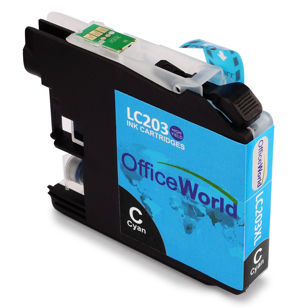 Office World Compatible Ink Cartridge Replacement for Brother LC203XL 10 Pack,Compatible with Brother MFC-J480DW MFC-J880DW MFC-J460DW MFC-J4620DW MFC-J4420DW MFC-J5520DW MFC-J680DW MFC-J5720DW by Office World (Image #3)