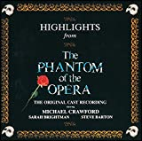 HIGHLIGHTS FROM THE PHANTOM OF THE OPERA(remaster)(SHM-CD)
