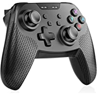 Powerextra Replacement Controller,Wireless Controller Replacement for Switch Lite,Gamepad,Game Controller,Support…