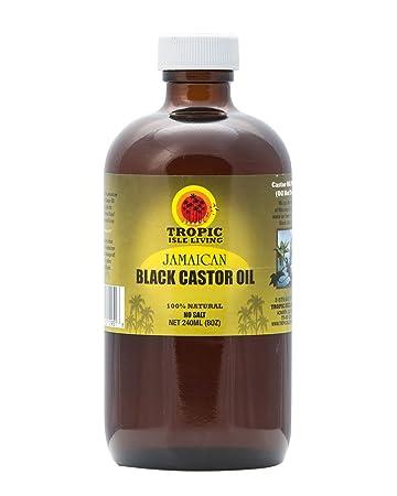 Tropic isle jamaican black castor oil ingredients