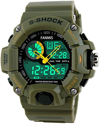 Watches Kids Watches Waterproof Led Electronic Watch Sport Silicone Watches Bracelet Digital Wristwatch Reloj De Pulsera Goods Of Every Description Are Available