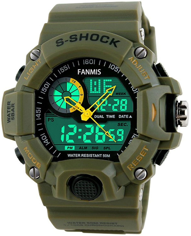 Самые дешевые водонепроницаемые часы