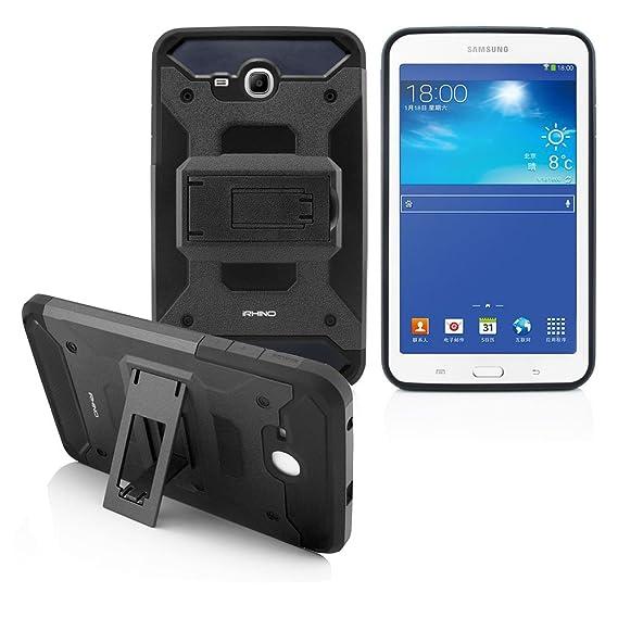78b34200088 Samsung Galaxy Tab E LITE 7.0 case T113  iRhino  TM Heavy Duty  Dual