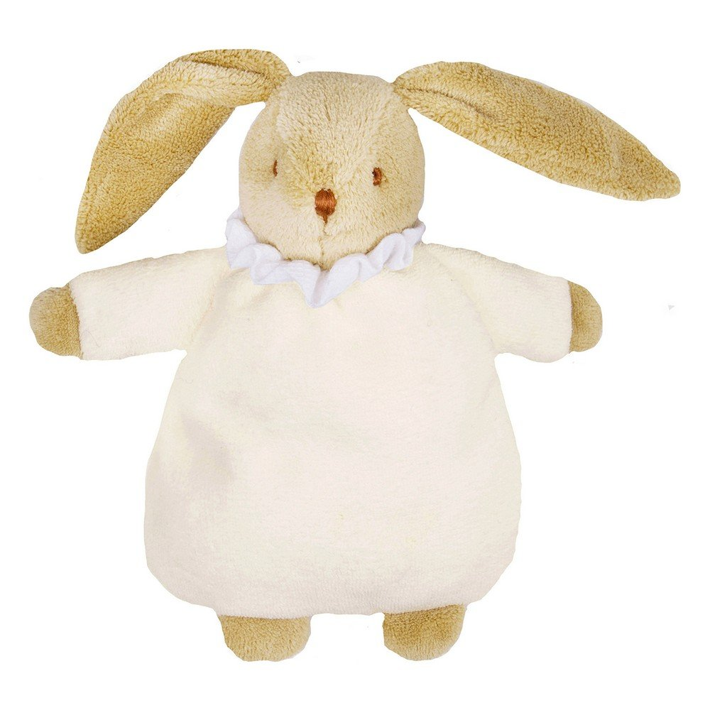 Trousselier Soft Bunny with Rattle (Ivory) by Trousselier   B003B7A59U