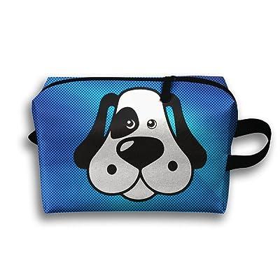 GNMB Cute French Bulldog Portable Receiving Bag Make-up Travel Bag Multi-function Bag
