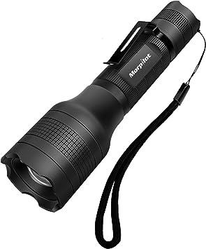 2 In 1 UV Lampe Morpilot Schwarzlicht Und WeißEs Licht Taschenlampe 4 Modi Neue