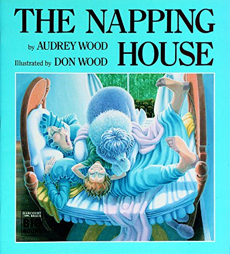 houghton-mifflin-harcourt-9780152567118-napping-house-paperback-big-book