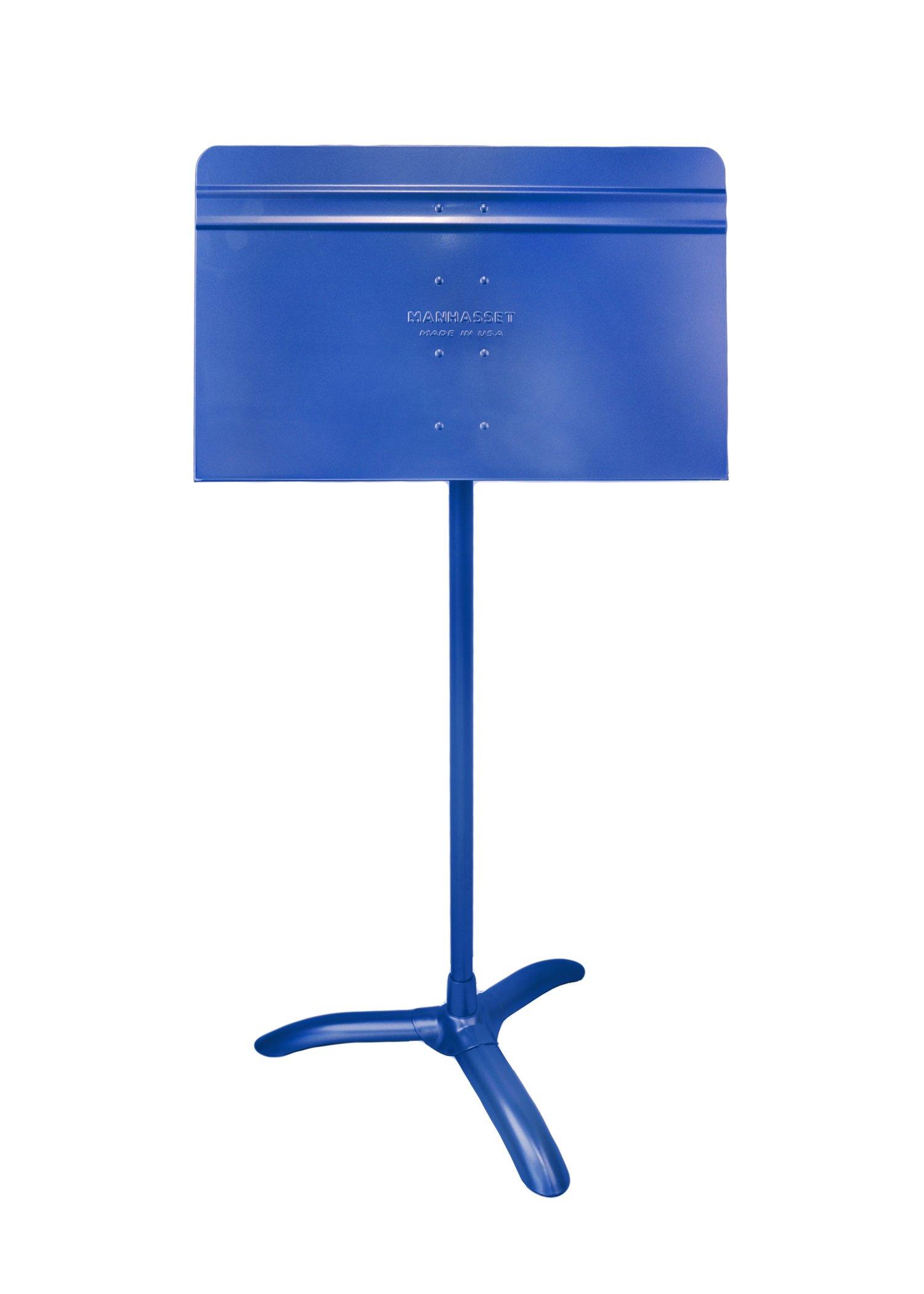 Manhasset 4806B Symphony Music Stand, Blue