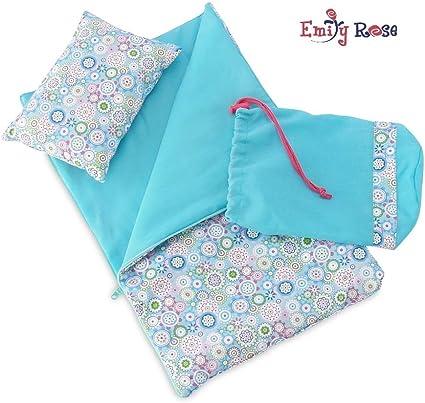 Flower Pattern Bag Purse Handbag Fit For 18/'/' American Girl Dolls Clothes Gift