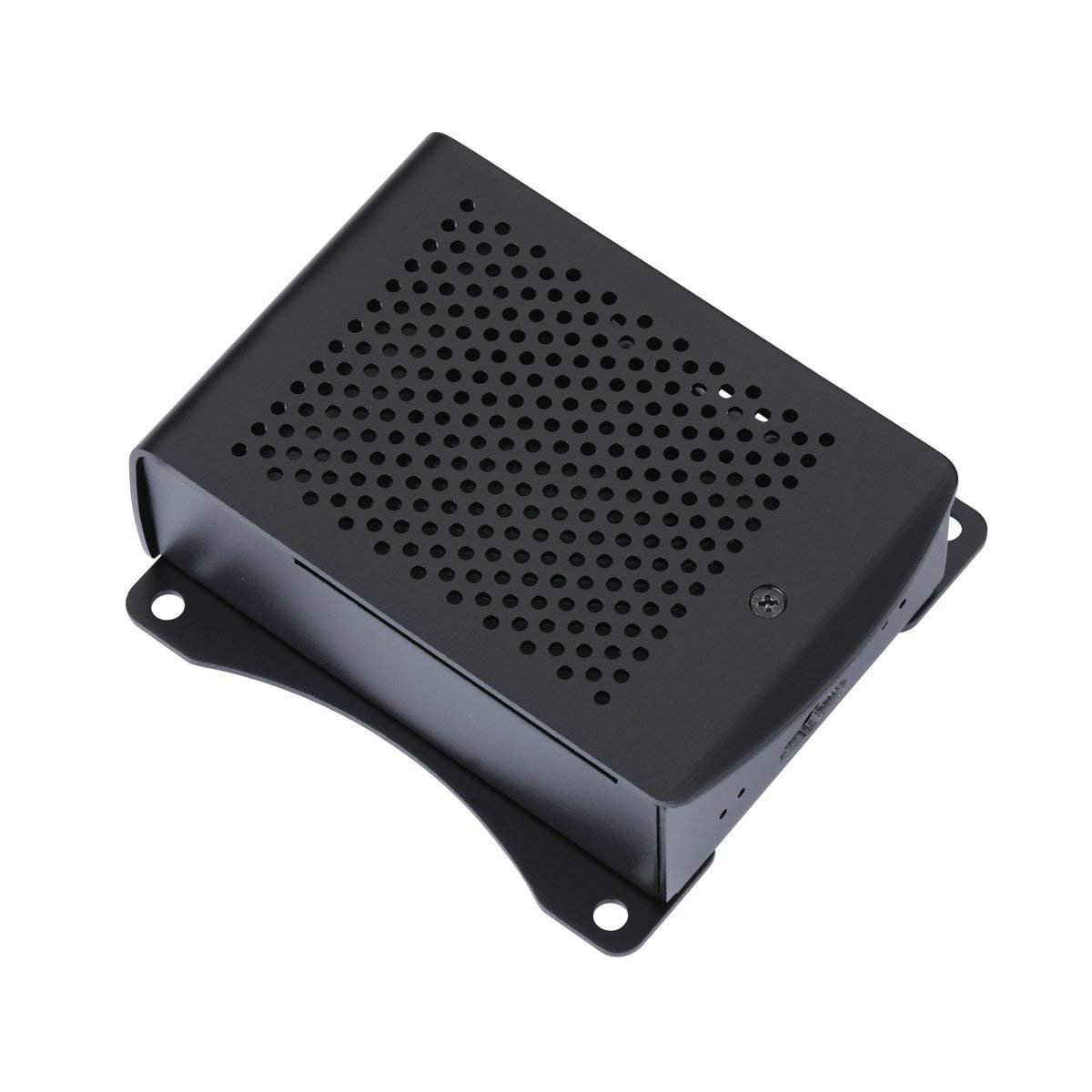 Amazon.com: Raspberry Pi B+ 2B 3B 3B + carcasa de aluminio ...