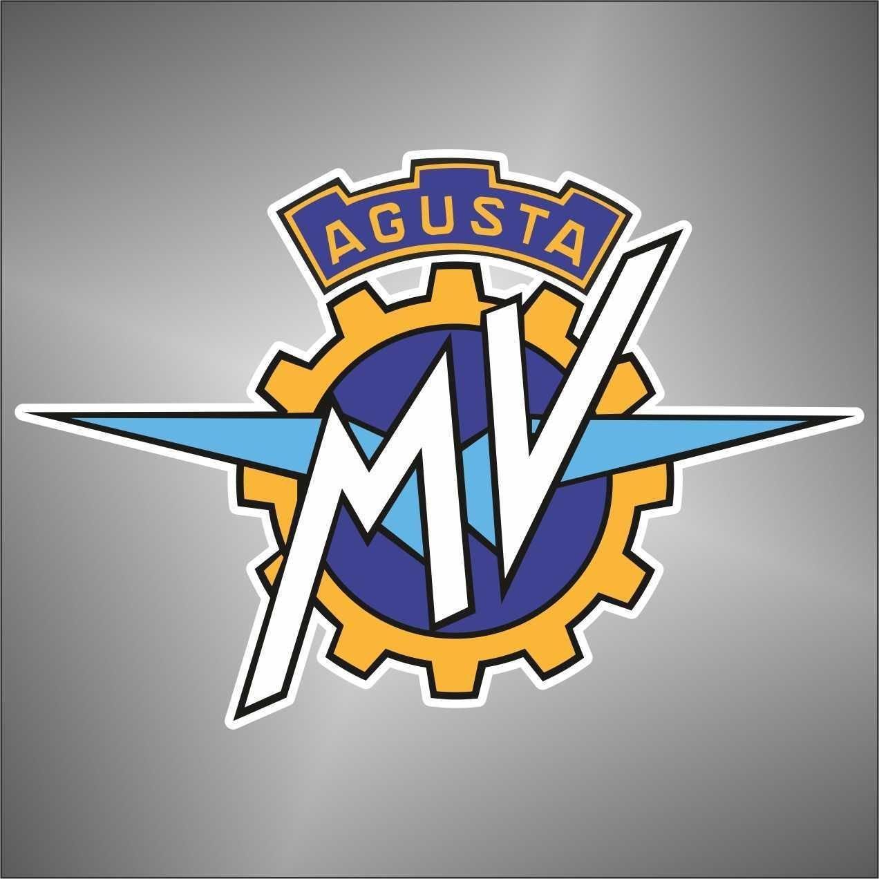 Aufkleber - Sticker MV Agusta moto gp superbike motorcycle bikers sticker Graphic-lab
