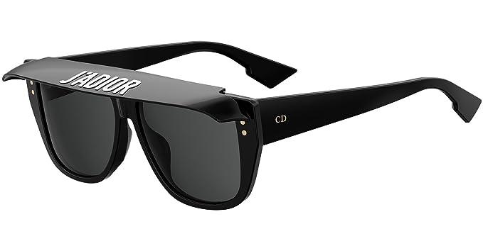 c300e12065 Amazon.com  Dior DIORCLUB2 BLACK GREY 56 13 145 unisex Sunglasses ...