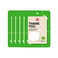 [Cathy Doll] Thank You Mask Sheet 25g Feeling - 5 pack