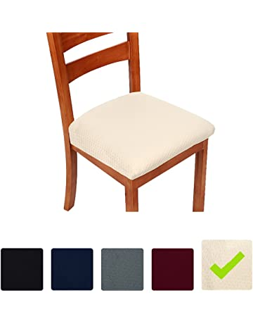 Super Amazon Co Uk Dining Chair Slipcovers Home Kitchen Bralicious Painted Fabric Chair Ideas Braliciousco
