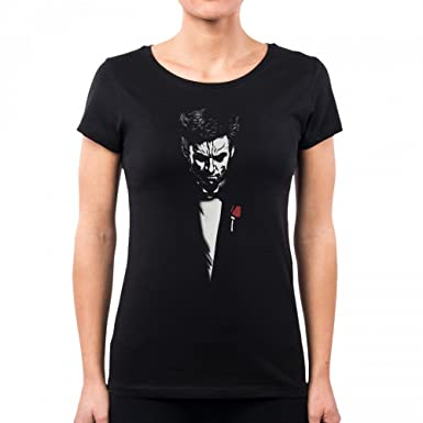 Godfather Pacdesign The Shirt Femme Wolverine Immortal T Logan Yby7gf6v