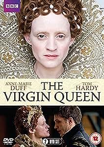 amazoncom the virgin queen bbc dvd tom hardy anne