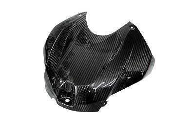 Prepreg de fibra de carbono (seco) de carbono Top tanque tapa tanque Panel para