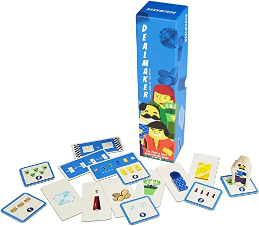 DealMaker - Juego de Mesa [Castellano]: Amazon.es: Juguetes y juegos