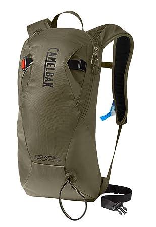 CAMELBAK Mochila Hidratación con Protector De Espalda Integrado Y Bolsa De Agua Incluida (Default, Verde Oscuro): Amazon.es: Deportes y aire libre
