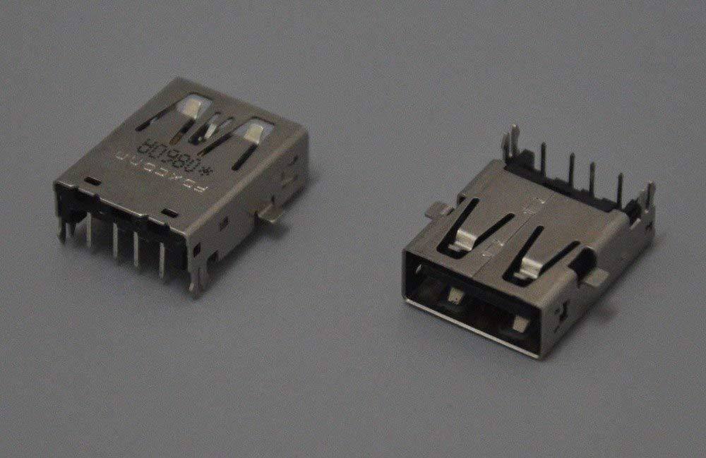 "5/"" USB Micro-B Male to USB Mini-B Female Adapter Cable CablesOnline AD-U27C"