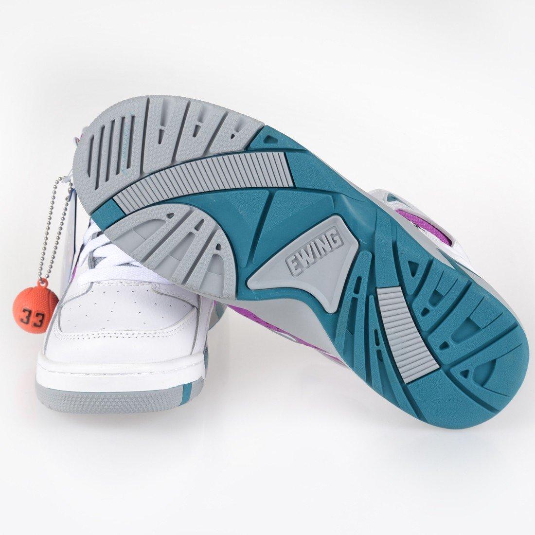 Patrick Ewing - Zapatillas para hombre, color Blanco, talla 39.5: Amazon.es: Zapatos y complementos