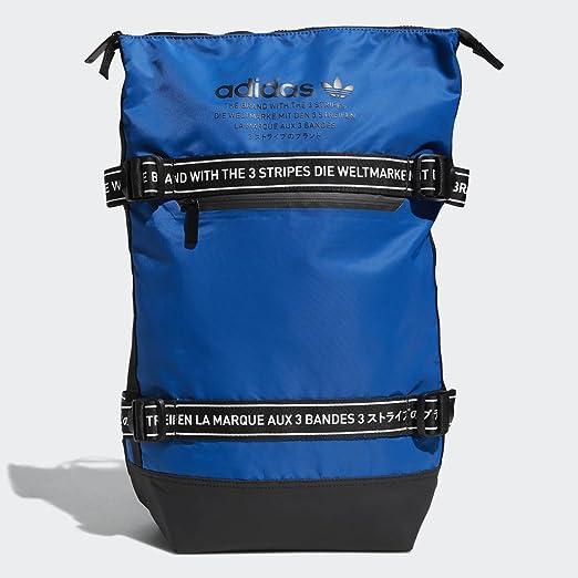 c66d38f506 Amazon.com: adidas Originals NMD Backpack, Lush Blue, One Size: Clothing