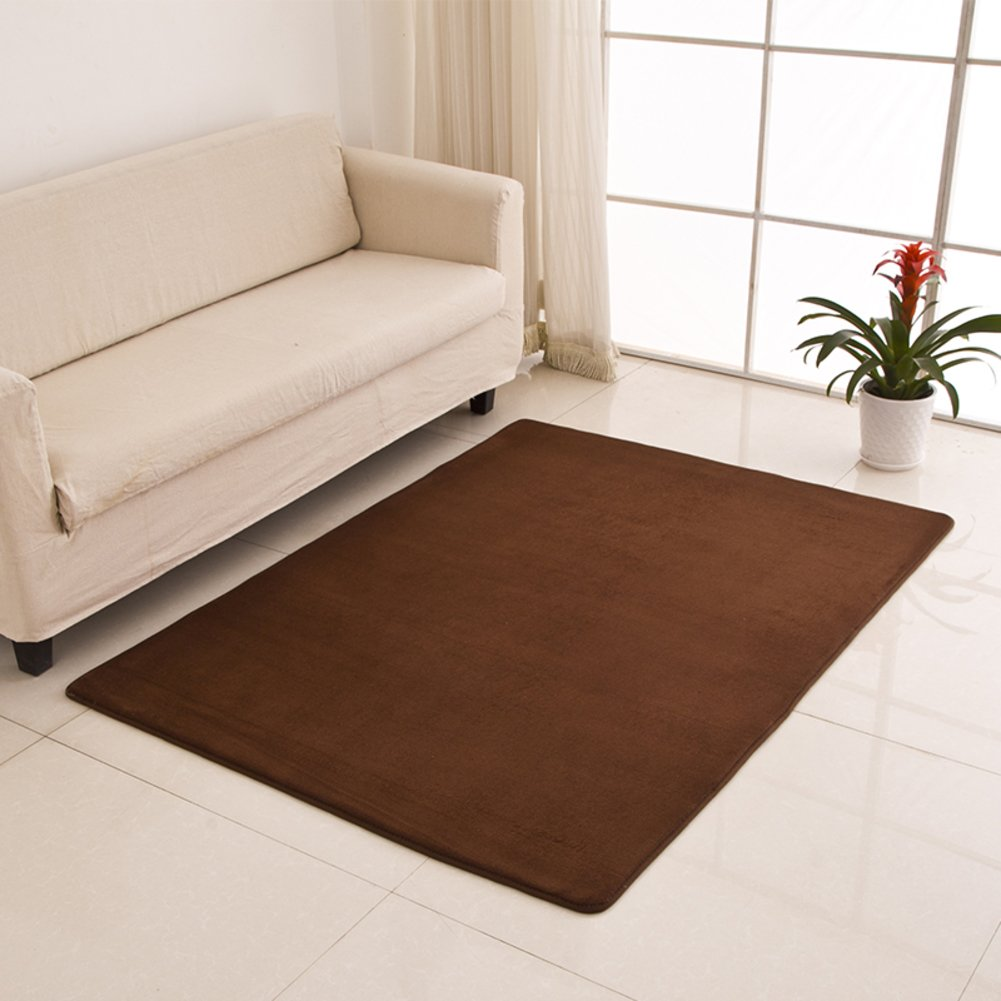 Living room Decoration Carpet,Bedroom [bedside] [child] Crawl Carpet-C 63x91inch(160x230cm)