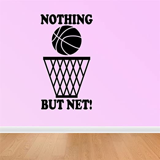 pegatinas de pared tortugas ninja Canasta de baloncesto de nada ...